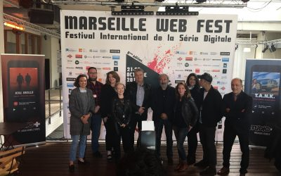 Whatever After an Official Selection at the Marseille Web Fest